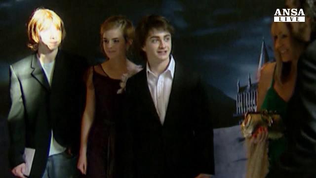 Harry Potter, in arrivo l'ottavo libro