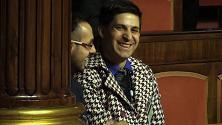 Unioni Civili, Giovanardi: Due uomini si baciano in tribuna, indecoroso!