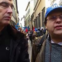 """Lucca, la protesta delle Rsa: """"Difendiamo posti di lavoro e qualità del servizio"""""""