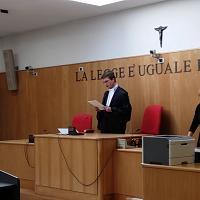 Prato, la lettura della sentenza di condanna per la strage del Macrolotto