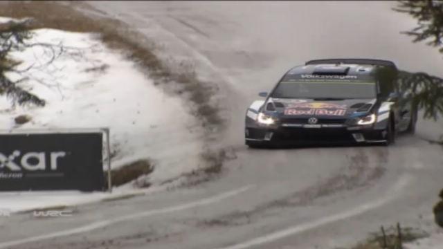 Rally Svezia, Ogier domina la prima giornata
