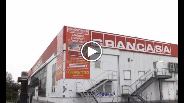 mantova, spaccata a grancasa - video gazzetta di mantova - Grancasa Mantova Volantino