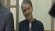 Ucraina, liberata la pilota Nadja Savchenko: scambiata con due russi