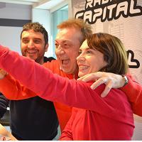 Tullio De Piscopo a Radio Capital (2 di 2)