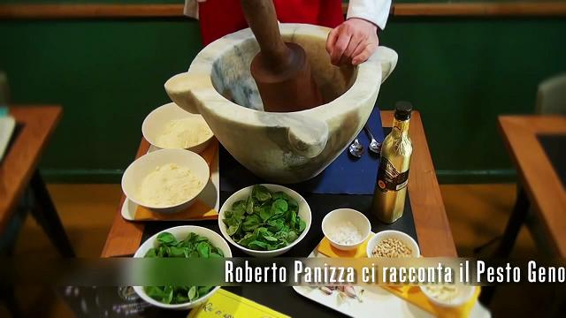 Pesto, la ricetta originale per il Mondiale: sette ingredienti e un mortaio