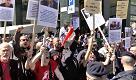 25 Aprile a Milano, insulti e fischi alla Brigata ebraica e al Pd