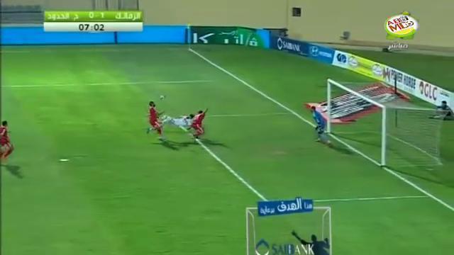 Egitto, stop in area e rovesciata perfetta: il gesto tecnico è da applausi