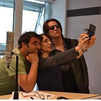 Alberto Fortis a Radio Capital (1 di 3)
