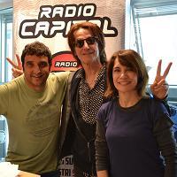 Alberto Fortis a Radio Capital (2 di 3)