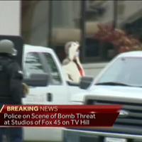 Paura a Baltimora: uomo dice di avere una bomba, neutralizzato