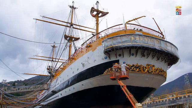 Marina Militare: al via la vendita di corvette, fregate e cacciatorpediniere usate - Repubblica.it