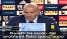 "Zidane: ""Bale importante come Ronaldo"""