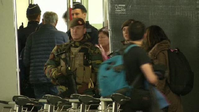 Bruxelles: riapre la sala partenze di Zaventem 40 giorni dopo l'attacco