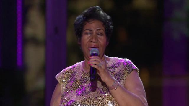 Addio ad Aretha Franklin