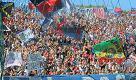 Pisa calcio: la festa nerazzurra dopo il 3-0 al Pordenone