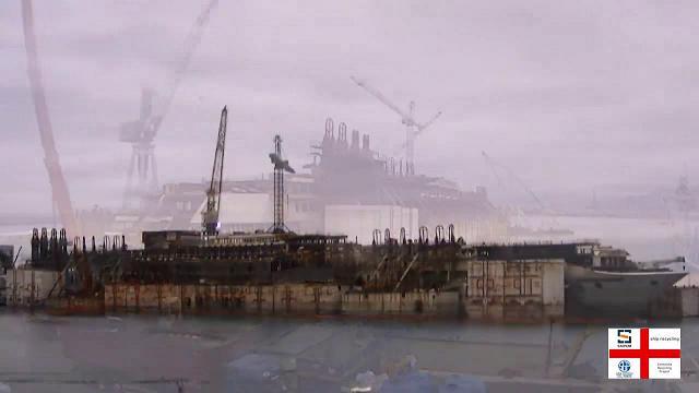 Costa Concordia: demolizione quasi finita, il timelapse