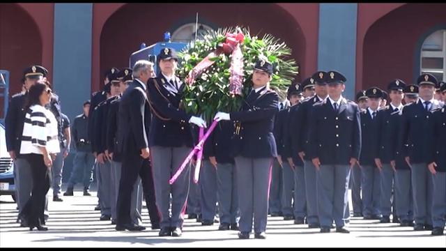La festa della Polizia a Napoli