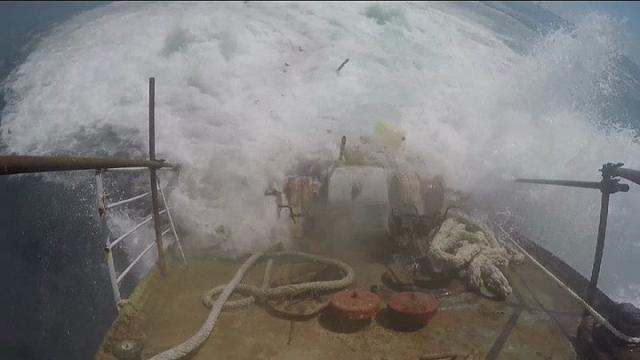 Croazia: la nave esplode e affonda per creare nuova vita sotto il mare