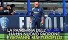 Martusciello è il nuovo allenatore dell'Empoli