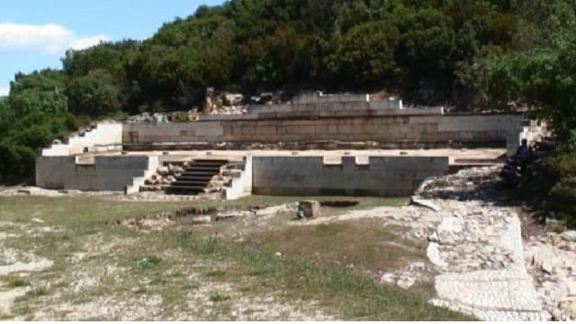 La tomba di Aristotele ritrovata a Stagira