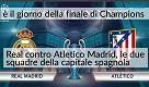 Champions, Milano invasa da tifosi di Real e Atletico