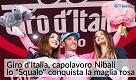 Ciclismo, Nibali ha vinto il Giro d'Italia