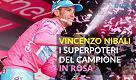 Nibali, i segreti del campione del ciclismo