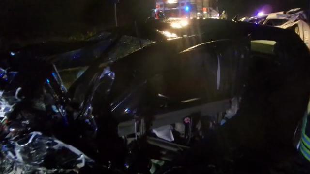 Sorso, il video dell'incidente stradale nel quale ha perso la vita un 25enne