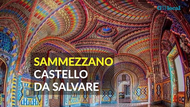 Una mail al governo per salvare il castello di Sammezzano
