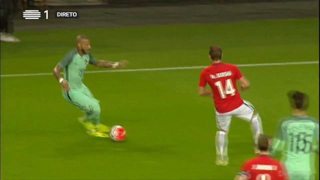 Portogallo, Quaresma come Del Piero: il destro a giro è perfetto