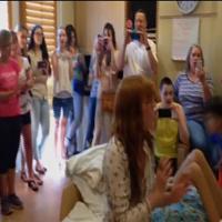 Texas: Florence Welch canta per ragazzina malata di tumore