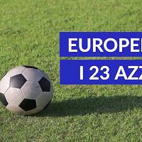 Europei 2016, ecco i 23 convocati azzurri