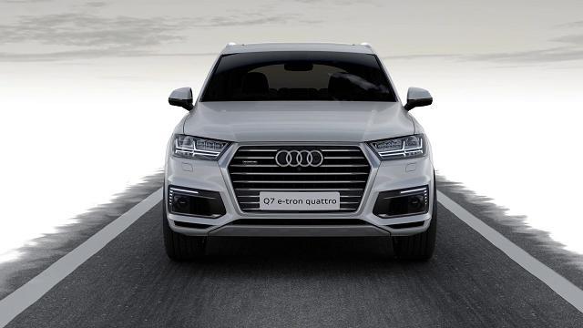 Nuove Audi Ibrido A Tutto Gas