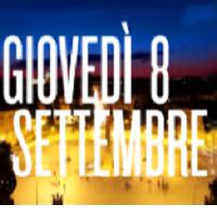 Giovedì 8 settembre Roma sarà Capital!