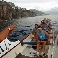 """A bordo della barca vincitrice: """"La regata di Amalfi come non l'avete mai vista"""""""