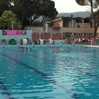 """Il Gran Galà Syncro """"Elisa Barzagli"""" alla piscina di via Roma a Prato"""