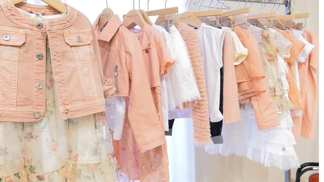 Pitti Bimbo 83: le piccole principesse di Twin-Set
