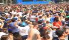 Griezmann-Gol, la festa dei tifosi