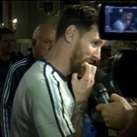 "Messi:"" Addio Nazionale, per me è finita"""