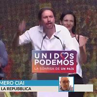 """Elezioni Spagna, Ciai: """"Il giorno dopo, tutti contro Iglesias"""""""