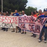 Caso Ryanair, contestazioni per l'assessore Deiana ad Alghero