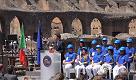 """Colosseo, Renzi: """"Questo è quello che l'Italia può dare all'Europa"""""""