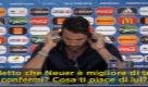 """Buffon: """"Neuer più forte di me ora"""""""