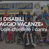 """""""Troppi disabili al villaggio vacanze"""": turista vuole chiedere i danni"""