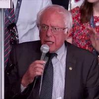 """Usa 2016, Sanders: """"Nominiamo Hillary per acclamazione"""". Boato di gioia"""