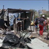 Iraq: un kamikaze si fa saltare in aria a Bagdad, decine di vittime