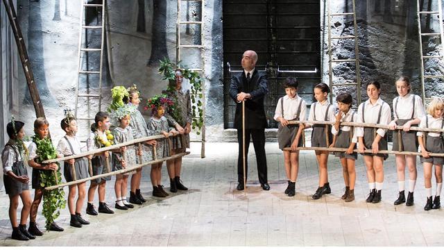 Pollicino, bambini in scena a Montepulciano