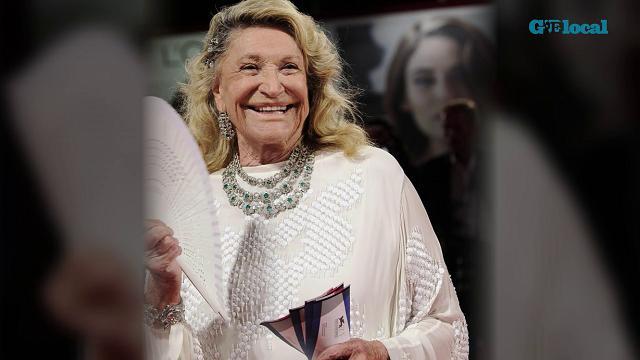 Addio a Marta Marzotto, il video-album della sua vita