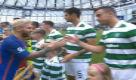 Barcellona-Celtic 3-1, Luis Enrique cala il tris