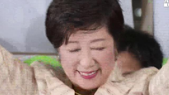 Yuriko Koike, è il nuovo governatore di Tokyo: è la prima donna